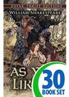 As You Like It - 30 Books and Teaching Unit
