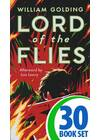 Lord of the Flies - 30 Books and Puzzle Pack (Reproducible)
