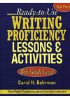 Ready-to-Use Reading Proficiency Lessons and Activities